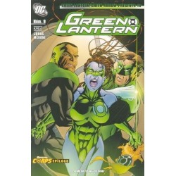 GREEN LANTERN / GREEN ARROW PRESENTA Nº 18 GREEN LANTERN Nº 9