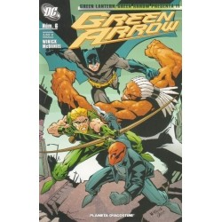 GREEN LANTERN / GREEN ARROW PRESENTA Nº 11 GREEN ARROW Nº 6