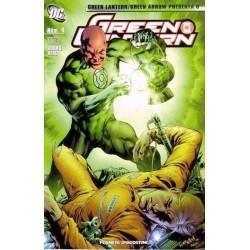 GREEN LANTERN / GREEN ARROW PRESENTA Nº 8 GREEN LANTERN Nº 4
