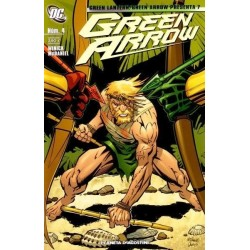 GREEN LANTERN / GREEN ARROW PRESENTA Nº 7 GREEN ARROW Nº 4