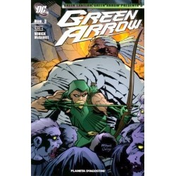 GREEN LANTERN / GREEN ARROW PRESENTA Nº 5 GREEN ARROW Nº 3