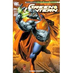 GREEN LANTERN / GREEN ARROW PRESENTA Nº 4 GREEN LANTERN Nº 2