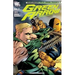 GREEN LANTERN / GREEN ARROW PRESENTA Nº 3