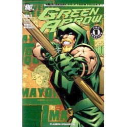 GREEN LANTERN / GREEN ARROW PRESENTA Nº 1 GREEN ARROW Nº 1