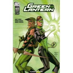 GREEN LANTERN: ESPECIAL Nº 4
