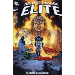 JUSTICE LEAGUE ELITE Nº 6