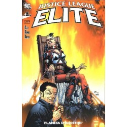 JUSTICE LEAGUE ELITE Nº 5