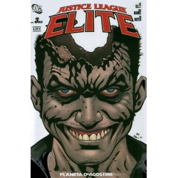 JUSTICE LEAGUE ELITE Nº 3