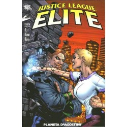 JUSTICE LEAGUE ELITE Nº 2