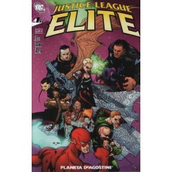 JUSTICE LEAGUE ELITE Nº 1