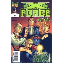 X-FORCE VOL.2 Nº 43