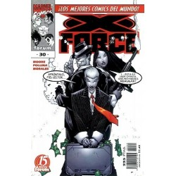 X-FORCE VOL.2 Nº 30