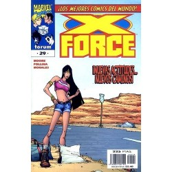 X-FORCE VOL.2 Nº 29