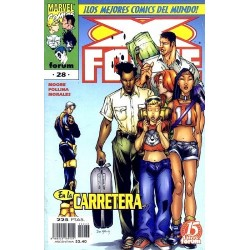 X-FORCE VOL.2 Nº 28