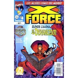 X-FORCE VOL.2 Nº 27
