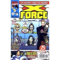 X-FORCE VOL.2 Nº 26
