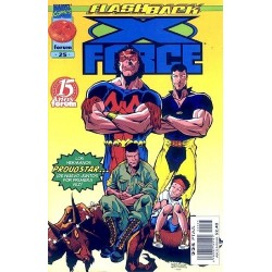 X-FORCE VOL.2 Nº 25