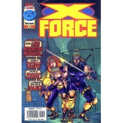 X-FORCE VOL.2 Nº 21