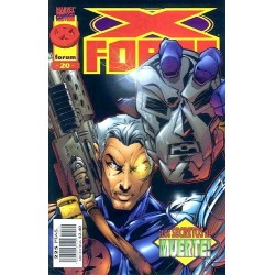 X-FORCE VOL.2 Nº 20