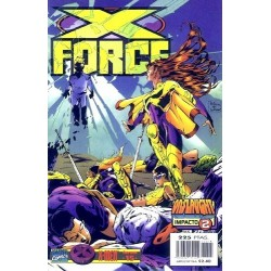 X-FORCE VOL.2 Nº 15