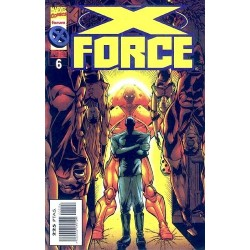 X-FORCE VOL.2 Nº 6