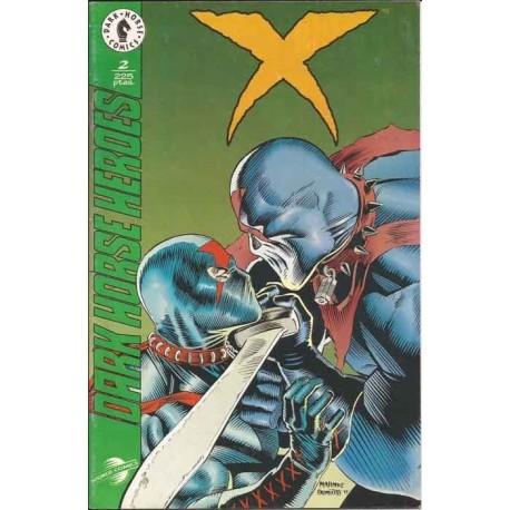 X Nº 2
