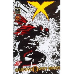 X : OBJETIVO LARRY BRIGGS