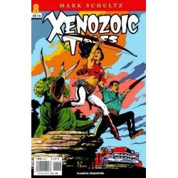 XENOZOIC TALES Nº 8
