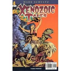 XENOZOIC TALES Nº 4