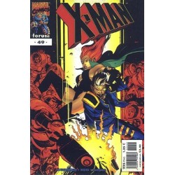 X-MAN VOL.2 Nº 49