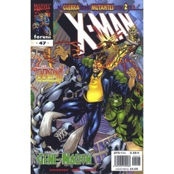 X-MAN VOL.2 Nº 47
