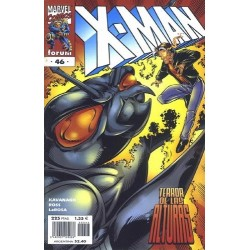 X-MAN VOL.2 Nº 46