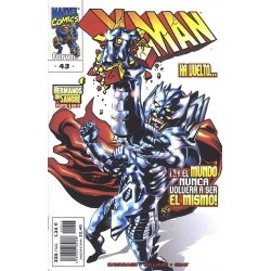 X-MAN VOL.2 Nº 43
