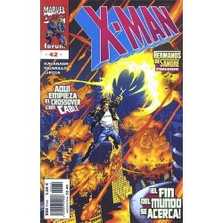 X-MAN VOL.2 Nº 42