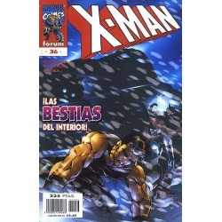 X-MAN VOL.2 Nº 36