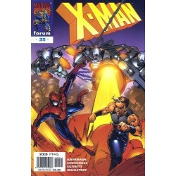 X-MAN VOL.2 Nº 35