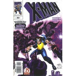 X-MAN VOL.2 Nº 33