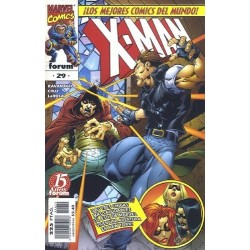 X-MAN VOL.2 Nº 29