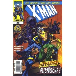 X-MAN VOL.2 Nº 28