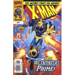 X-MAN VOL.2 Nº 27