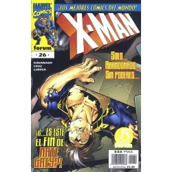 X-MAN VOL.2 Nº 26