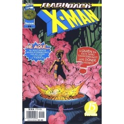 X-MAN VOL.2 Nº 25