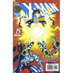 X-MAN VOL.2 Nº 24