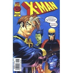 X-MAN VOL.2 Nº 23