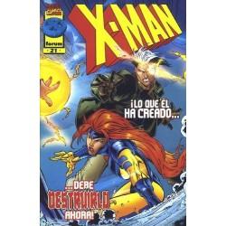 X-MAN VOL.2 Nº 21
