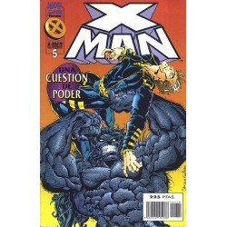 X-MAN VOL.2 Nº 5