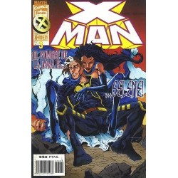 X-MAN VOL.2 Nº 3