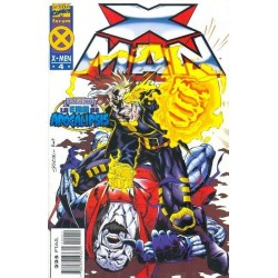 X-MAN VOL.1 Nº 4