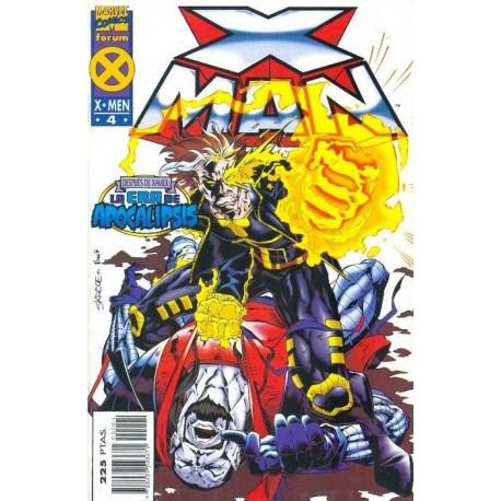 X-MAN VOL.1 Nº 4