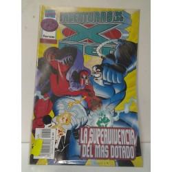 LAS NUEVAS AVENTURAS DE LOS X-MEN VOL.2 Nº 10